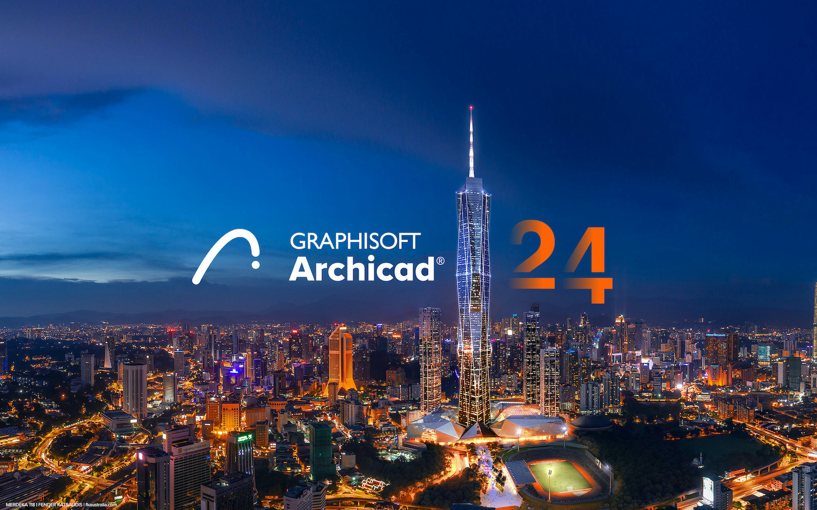 Archicad 24 building