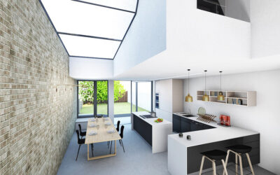 The Scenario House – BIM collaboration Case Study on a domestic renovation and extension project in London